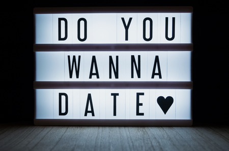 Do you wanna date text in lightbox