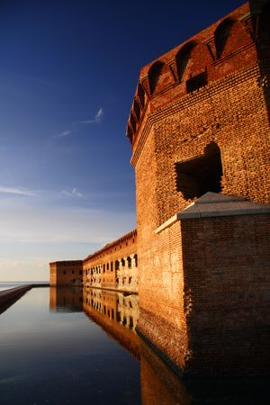 Fort Jefferson Bastion