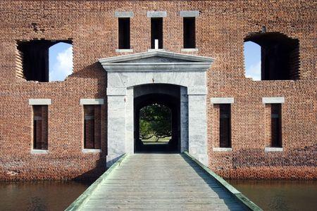 fort jefferson: Fort Jefferson Sallyport