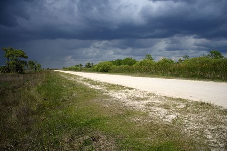 The Scenic Turner River Road, Florida Everglades