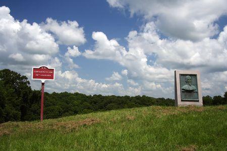 Vicksburg National Military Park, Mississippi Stock Photo - 7328591