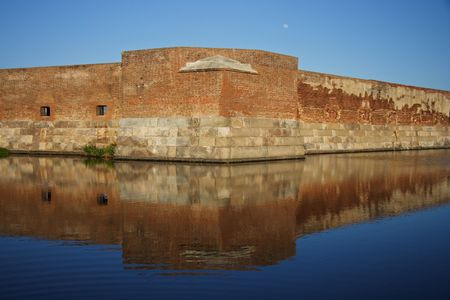 Fort Zachary Taylor estado sitio histórico  Foto de archivo - 7077651