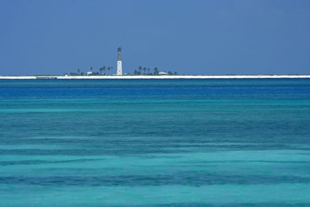 Loggerhead Key Lighthouse, Dry Tortugas National Park Stock Photo - 7328608