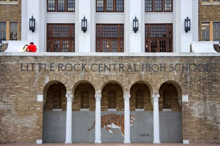 national historic site: Little Rock Central High School National Historic Site