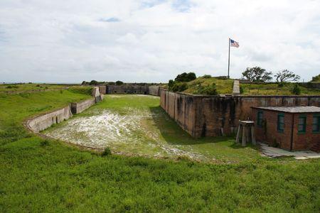 Hist�rico Fort Pickens, Islas del Golfo National Seashore