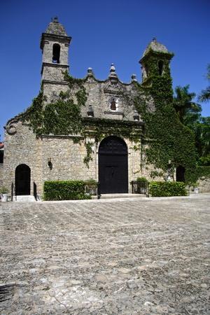 Hist�rica iglesia de congregaci�n de Plymouth en Coconut Grove, Florida
