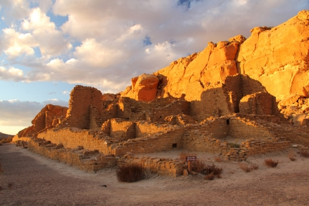 kin: Kin Kletso, Chaco Culture National Historical Park, New Mexico