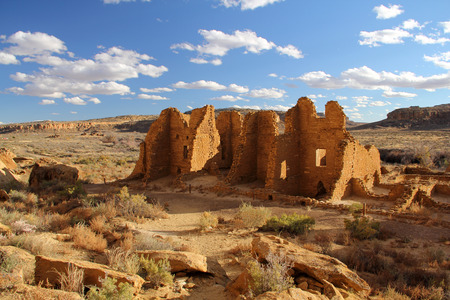 chaco: Kin Kletso, Chaco Culture National Historical Park, New Mexico