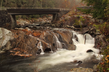 great smokies: The SInks in Great Smokey Mountains National Park