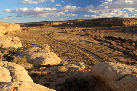 chaco: Chaco Culture National Historical Park, New Mexico