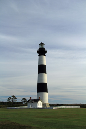 hatteras: Bodie Island Lighthouse, Cape Hatteras National Seashore, North Carolina