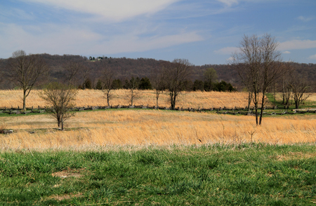 This peaceful field in rural Maryland once witnessed the deadliest single day battle in American Civil War history, the Battle of Antietam