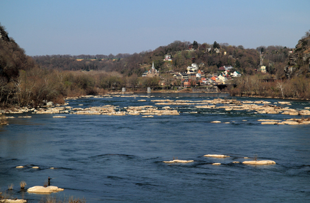 Historic Harpers Ferry, at the confluence of the Shenandoah and Potomac Rivers in the state of West Virginia, is one of the most picturesque towns found in the Appalachian region of the United States