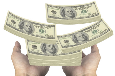 transfer pricing: Hundred-dollar bills falling  to the hands