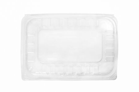 Plastic container on white background. 免版税图像 - 148089661