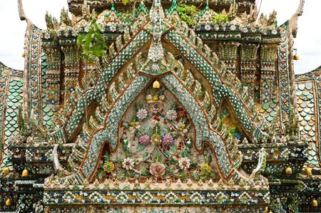 Wat Arun, The Temple of Dawn, Bangkok, Thailand Stock Photo - 7480915