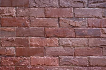 abstract close-up brick wall