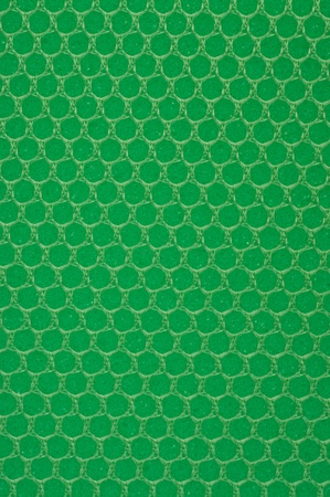 macro of Sponge texture