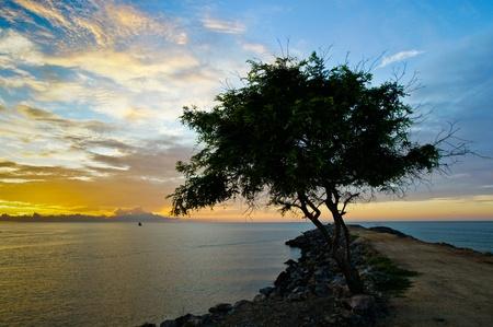 Sunrise at Chaam,Thailand