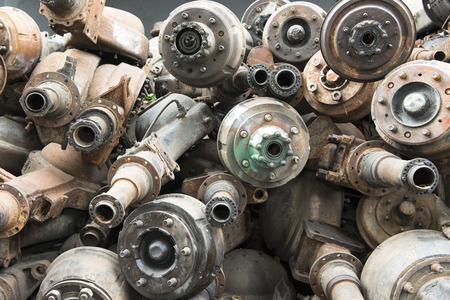 useless: Useless,rusty brake discs and other parts