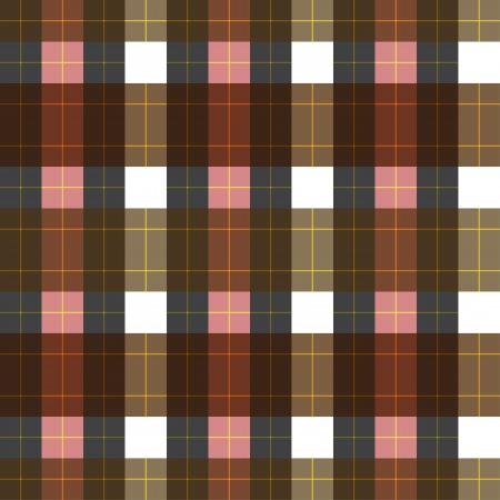 pink brown: Thai fabric patterns vector