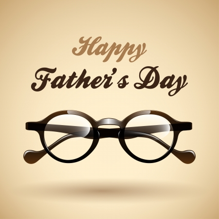 father day: Happy Father s Day Glasses style