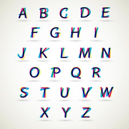 upper case: Upper case alphabet set