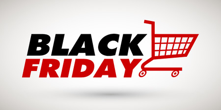 black friday sale symbol Vector