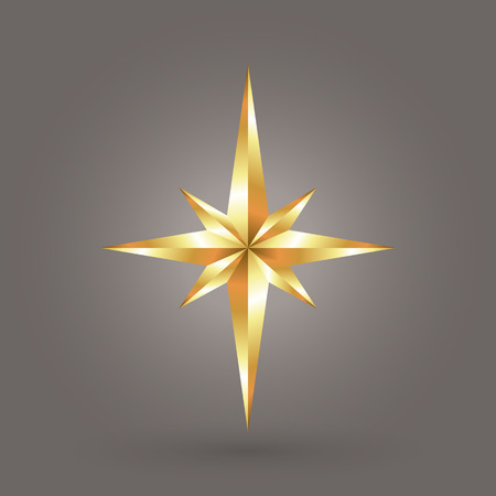 gold star Vector