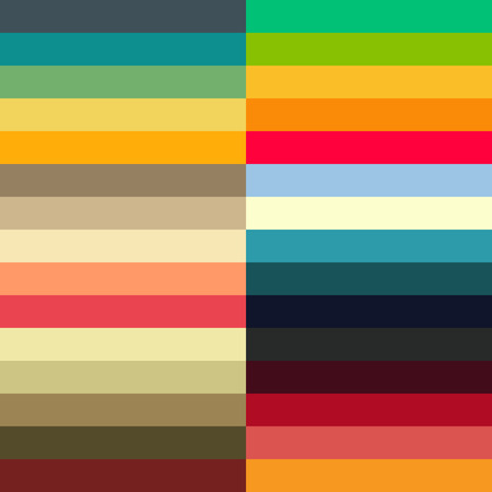 pastel shades: color collection background