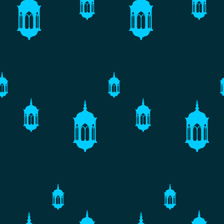 figura: Ramadan fundo do teste padr Ilustração