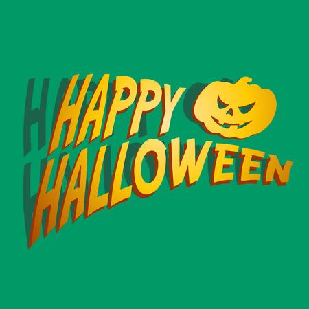halloween background: Happy Halloween background