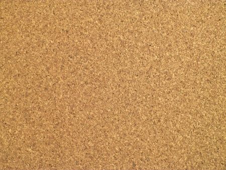 Close-up of a corkboard texture photo