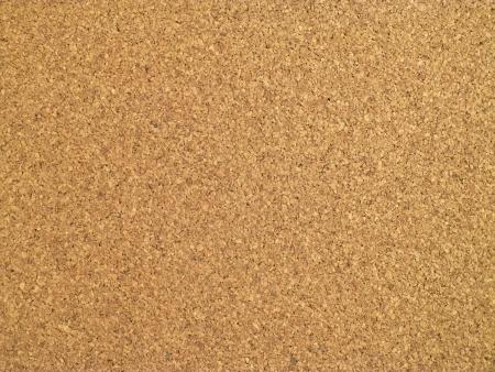 cork: Primer plano de una textura corkboard