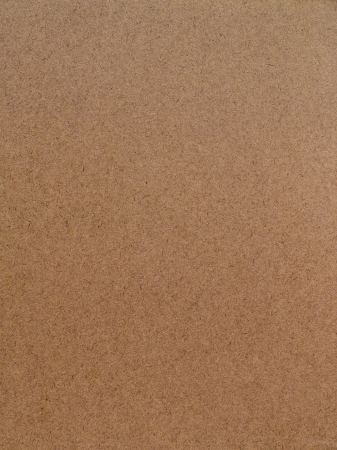 Close-up of the front side a hardboard texture
