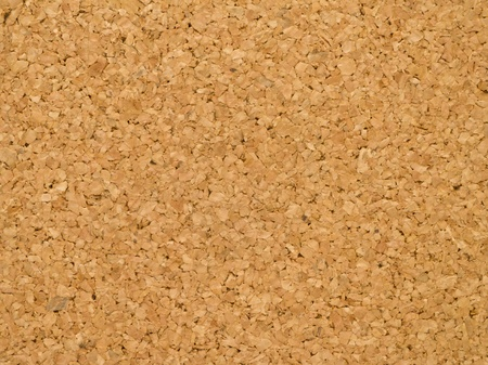 Corkboard macro texture for background photo