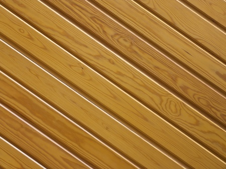 Wooden planks diagonal texture from ceiling  Stock Photo - 10556213