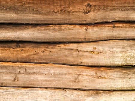 Wood wall texture from old barn Stock Photo - 11739624