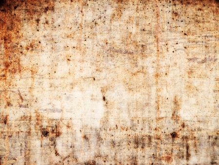 Rusty grungy concrete wall background texture photo