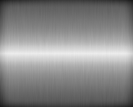 Brushed metal texture for background photo