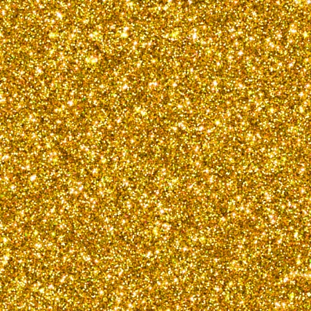 Golden glitter for texture or background