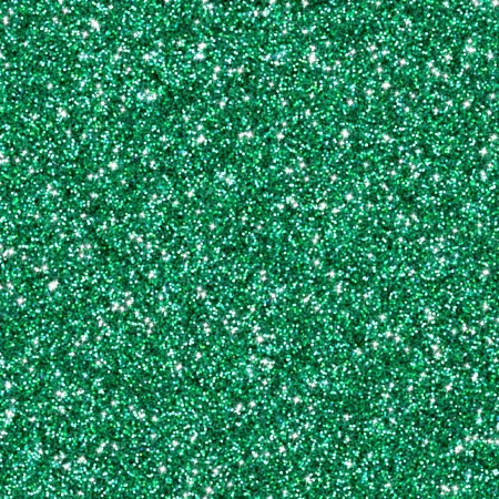 Emerald green glitter texture or background