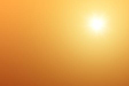 the sky clear: Sol en el verano de fondo cielo
