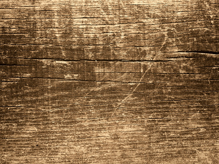 distressed wood: Brown grungy wood for background or texture
