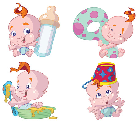 collection of cute babys 1