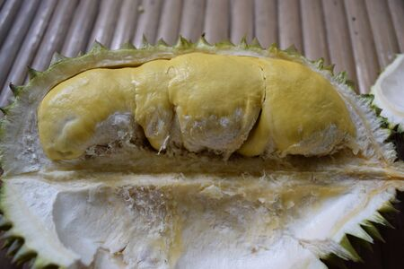 Durian; Stock Photo