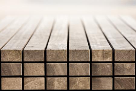 stack of wood, modern design furniture