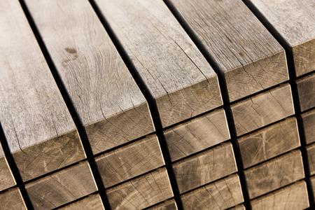 Pile de bois, meubles de design moderne Banque d'images - 31803665