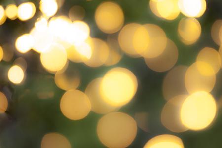 Arrière-plan flou de lumières de décoration de Noël Banque d'images - 92730867