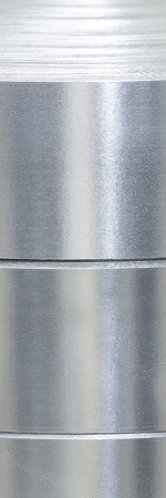 production in detail of steel rolls